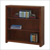 "Martin Furniture Spring Hill 36"" Open Bookcase in Mission Finish"