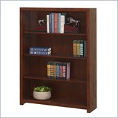 "Martin Furniture Spring Hill 48"" Open Bookcase in Mission Finish"