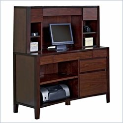 Martin Furniture Weston Internet Credenza with Hutch