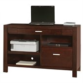 Martin Furniture Carlton Internet Credenza in Bourbon