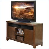 Kathy Ireland Home by Martin Marbella 60 TV Console in Russet