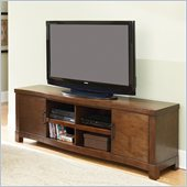 Kathy Ireland Home by Martin Marbella 78 TV Console in Russet