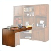 Kathy Ireland Home by Martin Furniture Mission Pasadena Peninsula Desk
