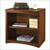 Kathy Ireland Home by Martin Furniture Mission Pasadena Open Base Wood Bookcases