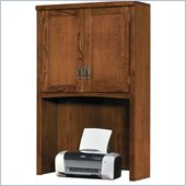 Kathy Ireland Home by Martin Furniture Mission Pasadena Desk Hutches with Doors