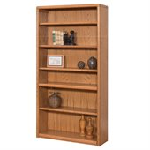 Kathy Ireland Home by Martin Furniture Contemporary Bookcase with 6 Shelves