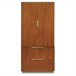 Kathy Ireland Home by Martin Monterey Wardrobe Set