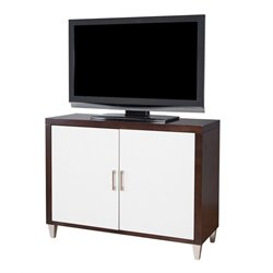 Martin Furniture Preston Storage Console in Espresso