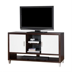 Martin Furniture Preston Deluxe TV Console in Espresso