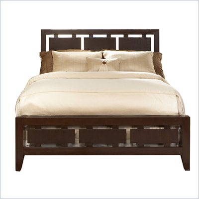 Martin Furniture Grove Bed in Terra