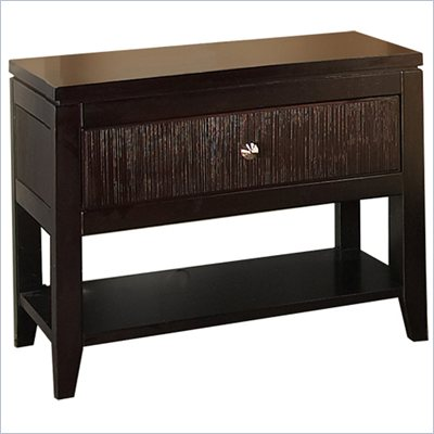 Martin Furniture Grove Nightstand in Terra