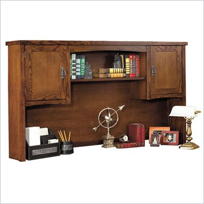 Kathy Ireland Home by Martin Furniture Mission Pasadena Storage Hutch