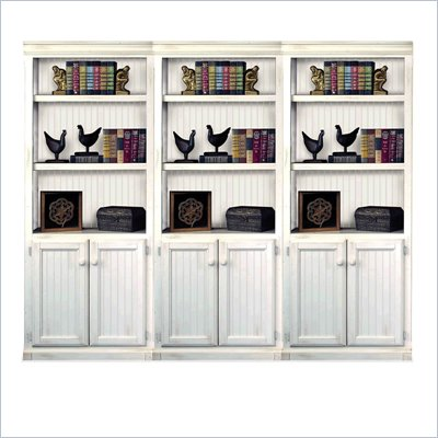 Kathy Ireland Home by Martin Furniture Southampton Wall Bookcase