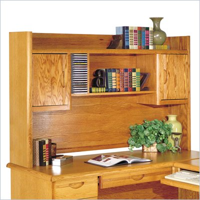 Kathy Ireland Home by Martin Furniture Waterfall Storage Hutch