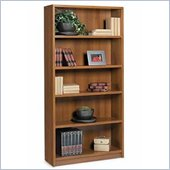 Global Total Office Adaptabilities 5 Shelf Bookcase in Avant Honey