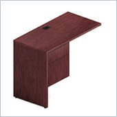 Global Genoa Left Side Flush Height Return in Figured Mahogany