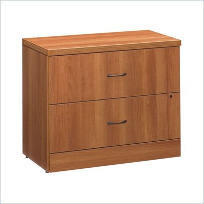 Global Adaptabilities 2 Drawer Lateral Wood File Cabinet
