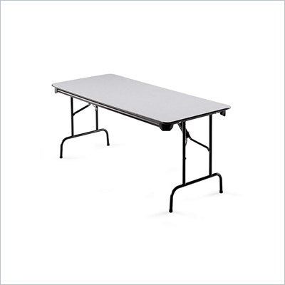 Global Total Office Rectangular 72&quot; Folding Table