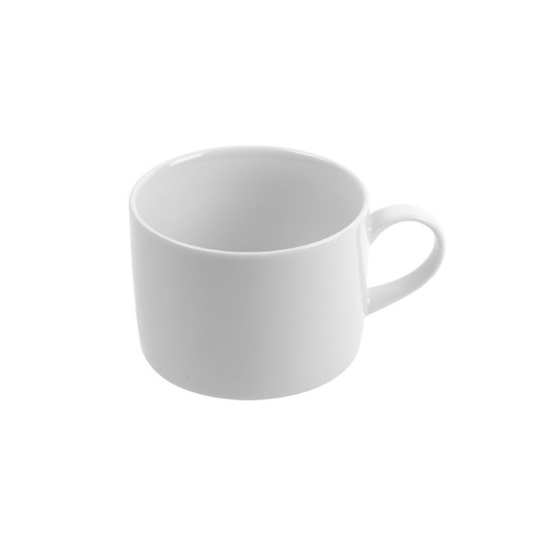 10 Strawberry Street Royal White Cup in White (Set of 6) RW0009-C6