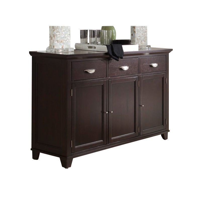 A-America Montreal Sideboard in Espresso