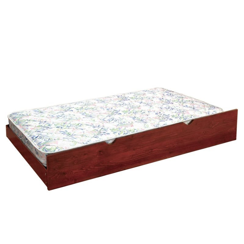 Furniture of America Donyelle 6 Twin Quilted Coil Trundle Mattress