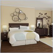 South Shore Cakao Headboard 2 Piece Set