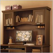 South Shore Glasgow Hutch in Sumptuous Cherry Finish
