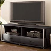 South Shore City Life 50 Black TV Stand