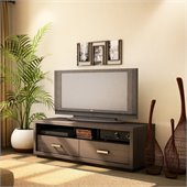 South Shore Solstice 42 Chocolate TV Stand