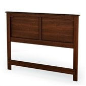 South Shore Nathan Collection Full Headboard in Sumptuous Cherry