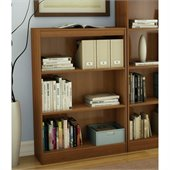 South Shore 3 Shelf Bookcase in Morgan Cherry