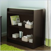 South Shore Libra Changing Table Chocolate