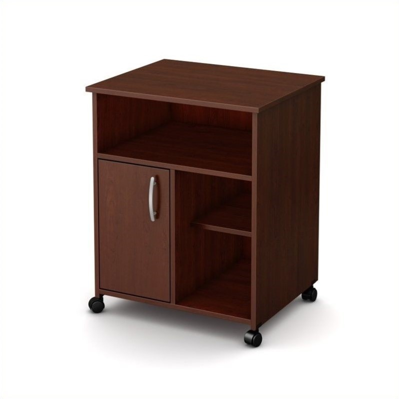 Axess Collection Printer Stand Royal Cherry