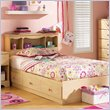 ADD TO YOUR SET: South Shore Lily Rose Kids Twin 3 Drawer Storage Bed Frame Only in Pine Finish
