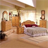 South Shore Prairie Headboard 2 Piece Set