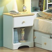 South Shore Newbury Collection White Nightstand