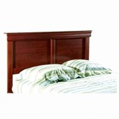 South Shore Vintage Full / Queen Headboard in Cherry Finish