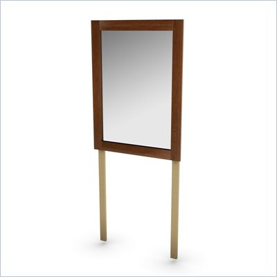 South Shore Concord Mirror in Sumptuous Cherry