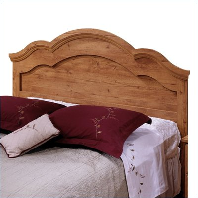 South Shore Prairie Full / Queen Headboard in Pine Finish