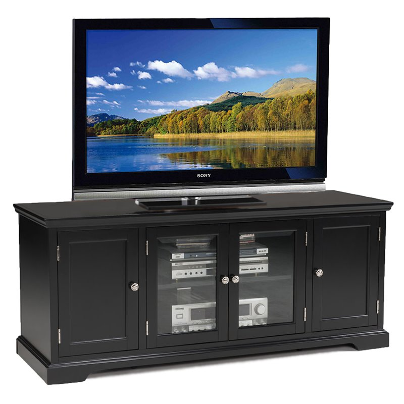 "Bowery Hill 60"" Tv Stand In Black"