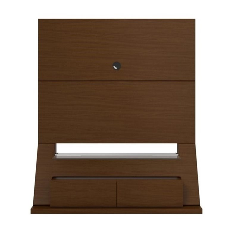 Bowery Hill 53 TV Stand in Nut Brown