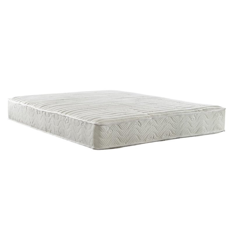 Bowery Hill 8 Twin Certified Foam Coil Mattress