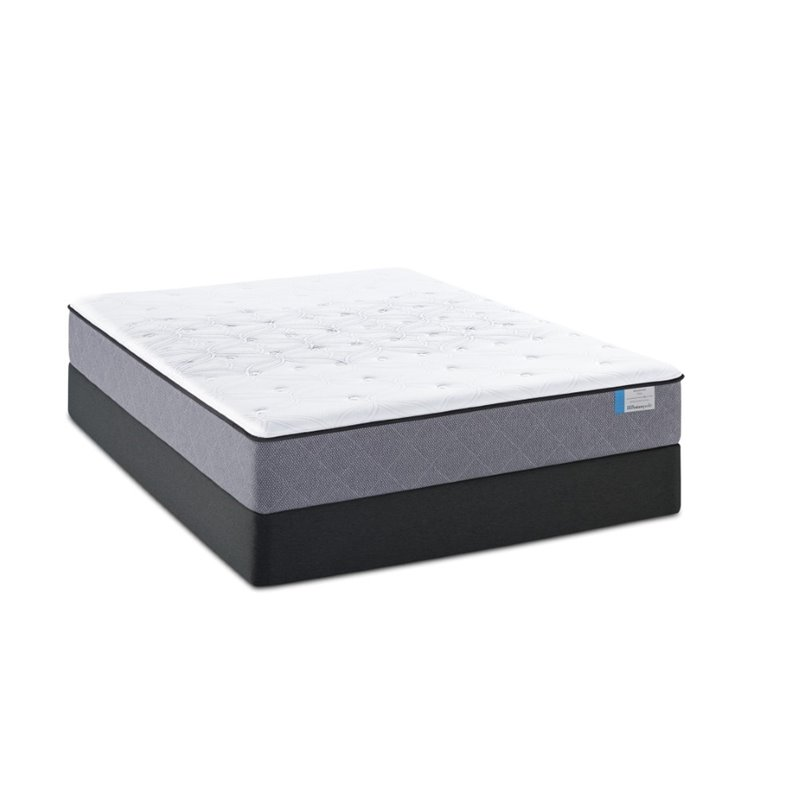 Sealy Posturepedic Drover Firm King High Profile Mattress Set