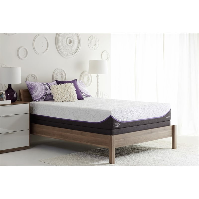 Sealy Posturepedic Optimum Inspiration Plush Full Mattress Set