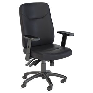 Scranton & Co High Back Leather Executive Office Chair