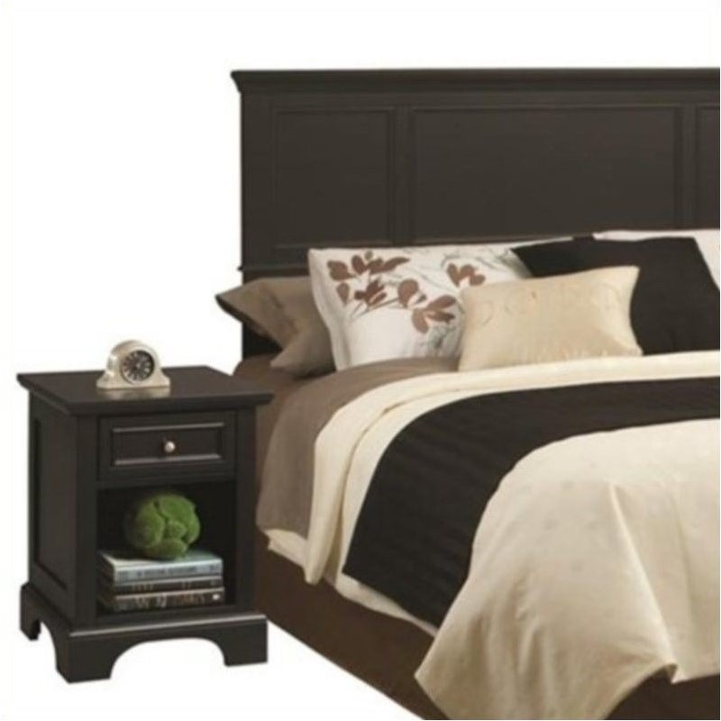 Hawthorne Collections 2 Piece King Panel Headboard Bedroom Set