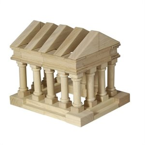 Atlin Designs Table Top Greek Blocks - AD-243564
