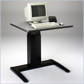 Mayline VariTask LT-Series Single Rectangular Work Desk