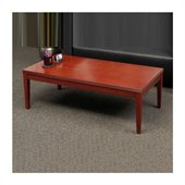 Mayline Luminary Coffee table in Maple or Cherry