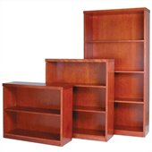 Mayline Mira 4 Shelf Bookcase